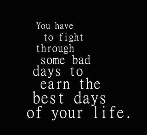 Quotes About Bad Days