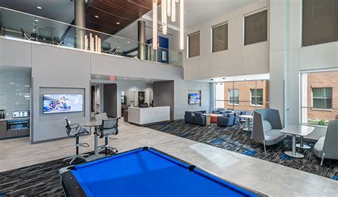 West Hall - New 2018 — Apartment and Residence Life