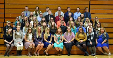 Laker High inducts new NHS members - Huron Daily Tribune