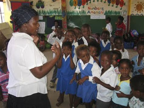 Teacher's Blog: Teaching in South Africa, where are we going