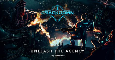 Crackdown 3 Lands on Xbox One X on November 2017