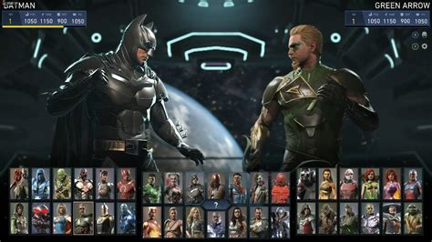 Injustice 2 legendary edition gameplay pc - YouTube