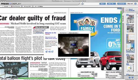NewspaperDirect Introduces Adget, New Rich-Media