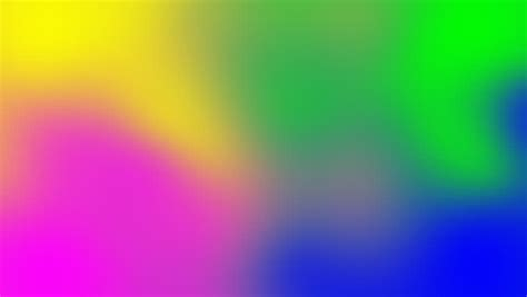 Psychedelic Color Animated Background from Stock Footage