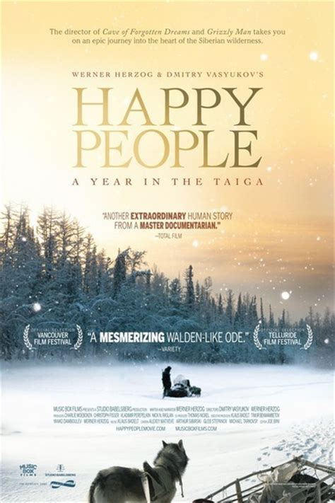Happy People: A Year in the Taiga Movie Review (2013
