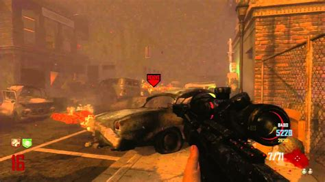BO2 Zombies Upgraded DSR 50 Epic Clutch - YouTube