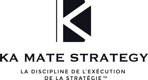 KA MATE STRATEGY - Biographie des employés - Who's who in