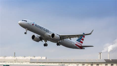 American Airlines welcomes its first Airbus A321neo