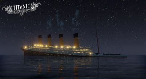 Relive The Skinking of Titanic in VR - 'Titanic: Honor and