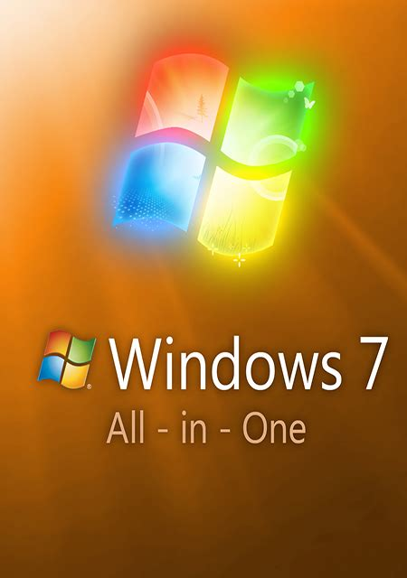 Windows 7 64Bits FR All in One R7 - 4you apps