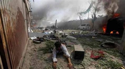 India condemns terror attack in Kabul, 1 Indian killed