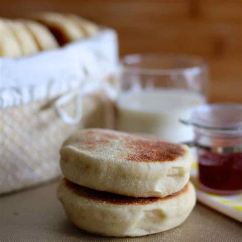 Muffin Anglais - Recette Authentique Anglaise | 196 flavors