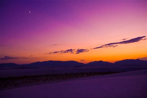 Adventure Travel Photo of the Day: White Sands National