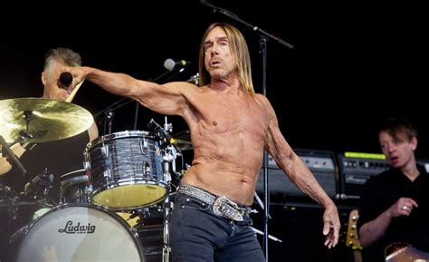 Iggy Pop is Releasing a New Collection of Memorabilia This