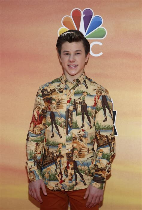 'Modern Family' Star Nolan Gould Turns 16; Viewers Have