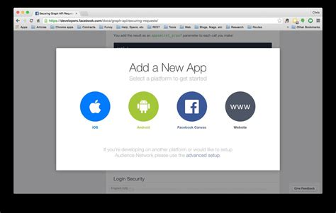 """How to Build a Facebook """"Hello World"""" Web App in Python"""
