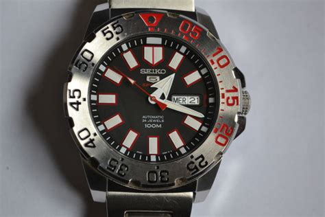 SEIKO Ice Monster Limited Edition - Men's wristwatch