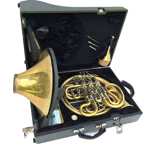 Wiseman London | Extra Small Carbon Fibre French Horn Case