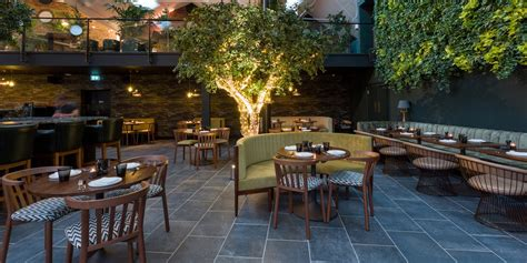 Is Restaurant Ours by Tom Sellers London's hottest restaurant?