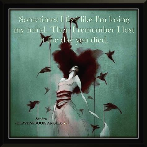 Losing my mind | The Grief Toolbox