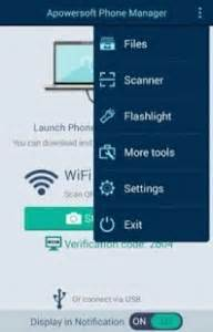 Apowersoft Phone Manager - Easily sync your phone with PC