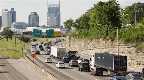 Contain your rage: Here's how bad Nashville's traffic