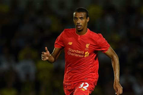Joël Matip Cleared to Play by FIFA - The Liverpool Offside
