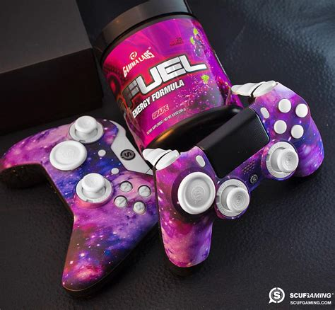 SCUF Infinity Nebula Custom Controller for Xbox One and