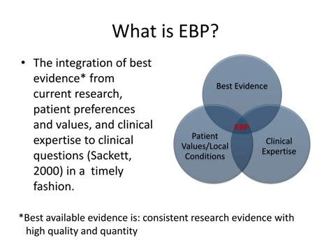 PPT - Evidence-based Practice Resources for HINARI Users