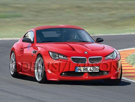 BMW M10 To Be Unveiled In 2010?   Top Speed