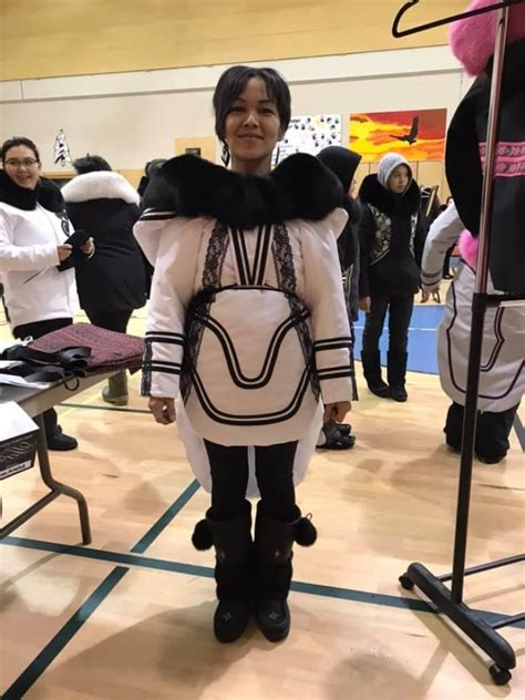 Canada Goose unveils parkas created by Inuit designers