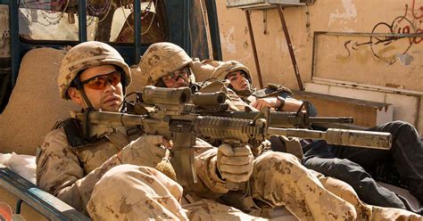 Review: 'Hyena Road' Follows a Sniper Team in Afghanistan