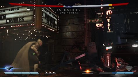Enjoy Some INJUSTICE 2 Fight Footage As Beta Gameplay