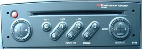 Interfaces usb sd mp3 Renault 8 pins - Boitier iPod/iPhone