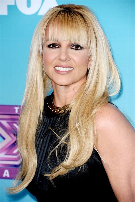 BRITNEY SPEARS at The X Factor Season Finale News